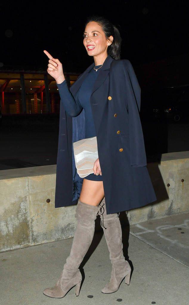 Olivia Munn: la-photo-du-moment
