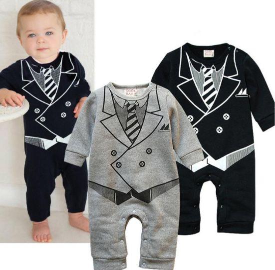 Resultado de imagen para como hacer ropa de bebe recien nacido varon