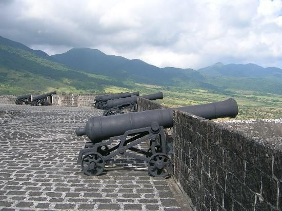 Brimestone Hill Fortress - St. Kitts. Went on our Honeymoon to St. Kitts and want to go back.