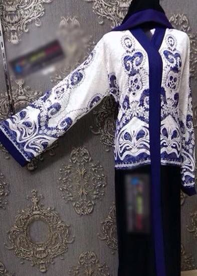 """Visit my FB page for more details """"Indaybaduday online shopping Abaya"""""""