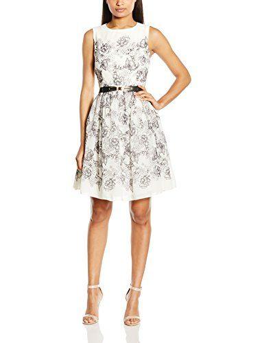 Wedding guest | Little Mistress Women's Antique Fit and Flare Skater Floral Sleeveless Dress, Multicoloured (Floral Print), Size 8 Little Mistress http://www.amazon.co.uk/dp/B00UM30UVY/ref=cm_sw_r_pi_dp_aYXxvb1FX55D2