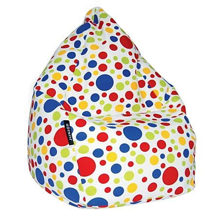 Junior Bean Bag Cover Dotted