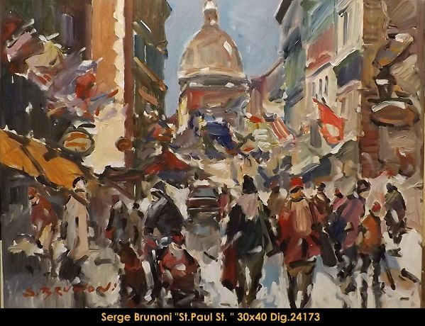 Original acrylic painting on canevas by Serge Brunoni new BOOK available october 19,2014 #sergebrunoni #art #artist #canadianartist #quebecartist #originalpainting #fineart #figurativeart #acrylicpainting #winterscene #cityscene #balcondart #multiartltee