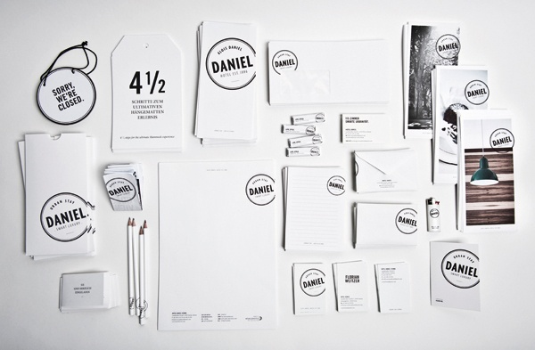 Hotel Daniel designed by Moodley: Graphic Design, Daniel Designed, Logo Design, Brand Identity, Logos Branding Identity, Branding Packaging, Branding Hotel