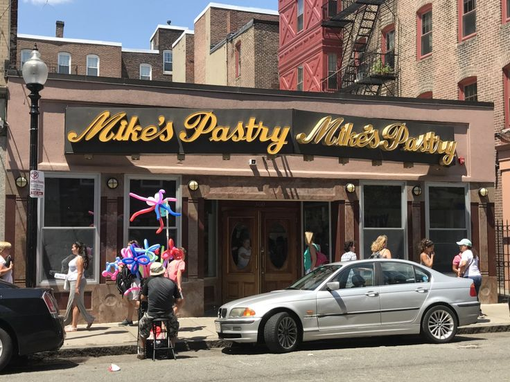 Mike's Pastry North End Boston