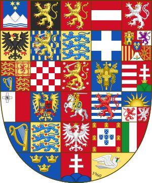Brasão – Wikipédia, a enciclopédia livre - Brasões de Armas dos Estados Membros da União Europeia (UE) e Bandeira da UE.