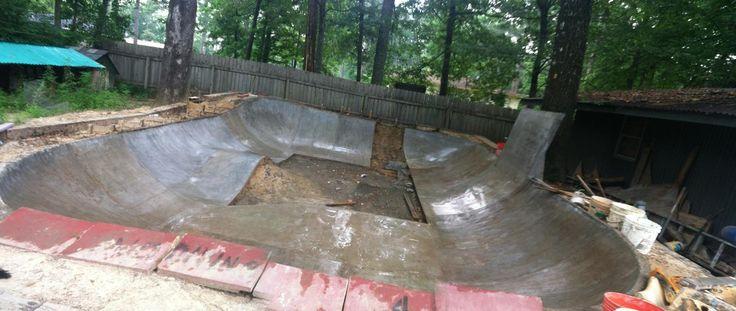 97 best backyard skate parks images on Pinterest ...