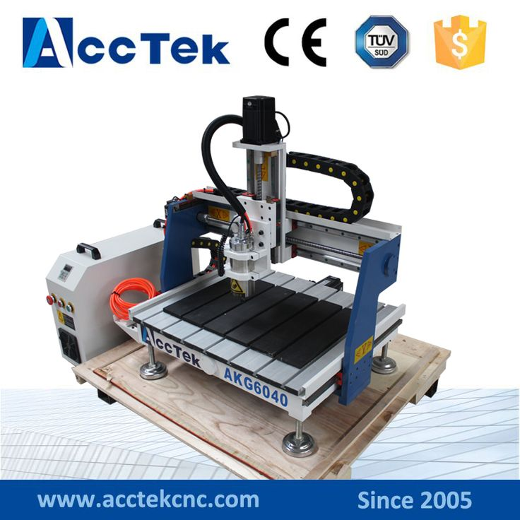 Desktop woodworking lathe machinery600*400mm mini cnc wood router with CE certification #Affiliate