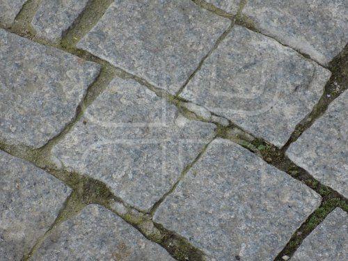 Square stone background.