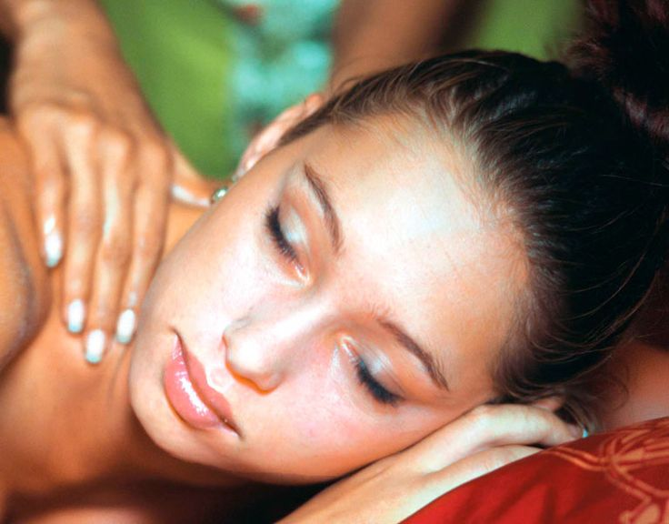 """Loving being in your villa but want a massage? We can arrange for our highly skilled therapists to set up a pool side """"beach style"""" massage that will melt away any stress.  Contact our spa reservations team to arrange for your in villa treatment."""