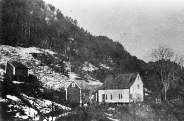 Lokalhistorisk biletsamling i Tysnes