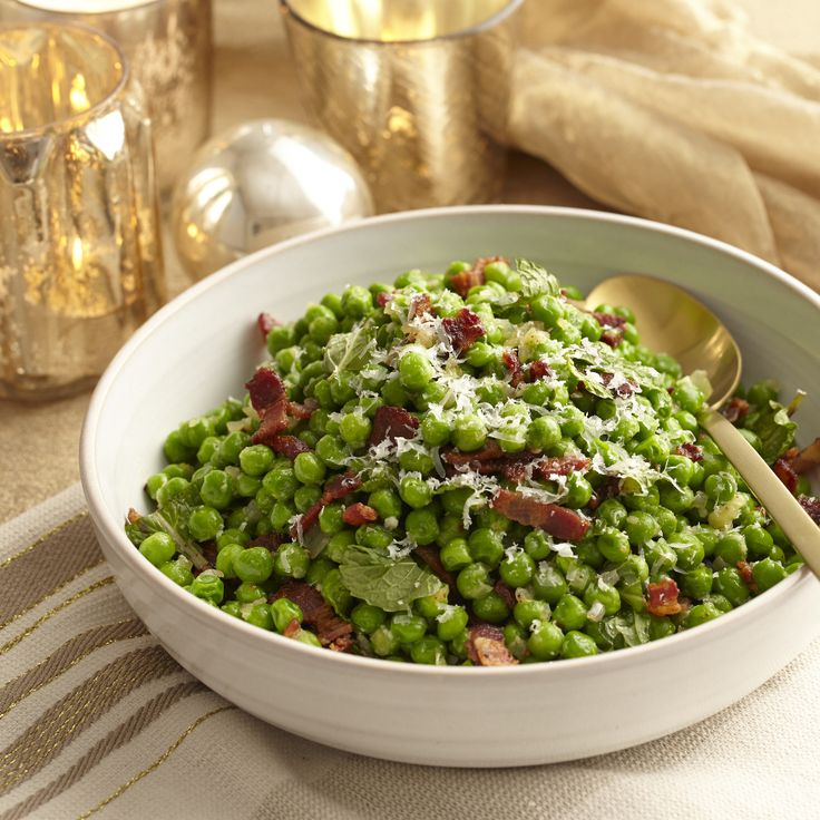 Peas, Pancetta, And Prosecco By Giada De Laurentiis