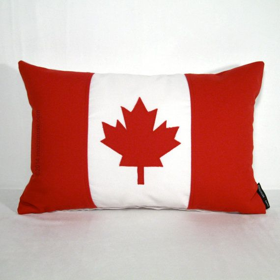 Kanada Flagge Kissen decken  Canadian  Outdoor Indoor von Mazizmuse