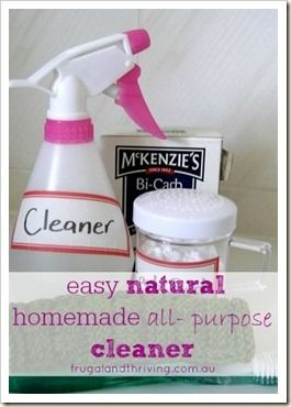 1000 Ideas About Homemade All Purpose Cleaner On