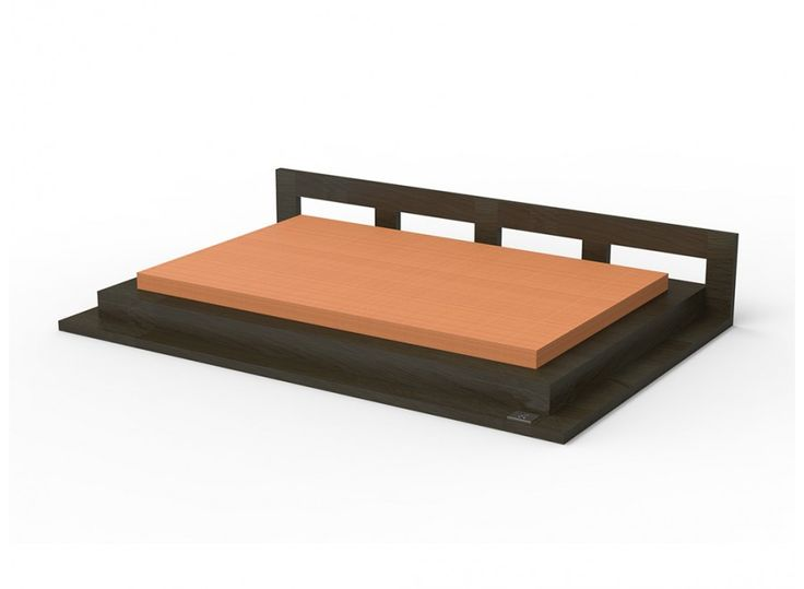 Elizabeth Luxury Bed From Massive Oak For Your Dog