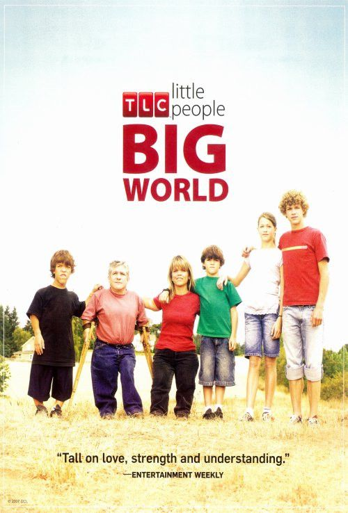 "CAST: Matthew Roloff, Amy Roloff, Jacob Roloff, Jeremy Roloff, Molly Roloff, Peggy Roloff, Ron Roloff, Zachary Roloff; Features: - 11"" x 17"" - Packaged with care - ships in sturdy reinforced packing m"