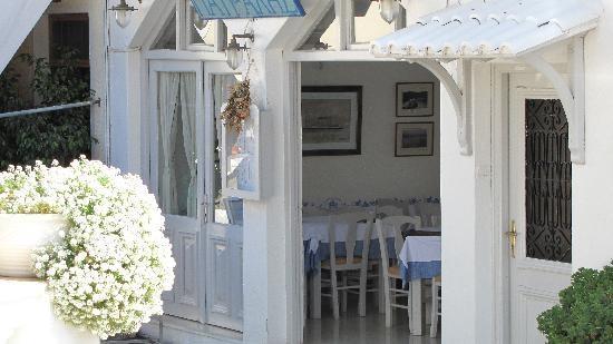 Patralis Fish Tavern, Spetses, Greece