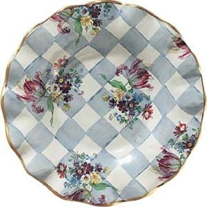MacKenzie-Childs Honeymoon Blue Plate  sc 1 st  Pinterest & 55 best Vintage Mackenzie images on Pinterest | Marmalade Chess and ...