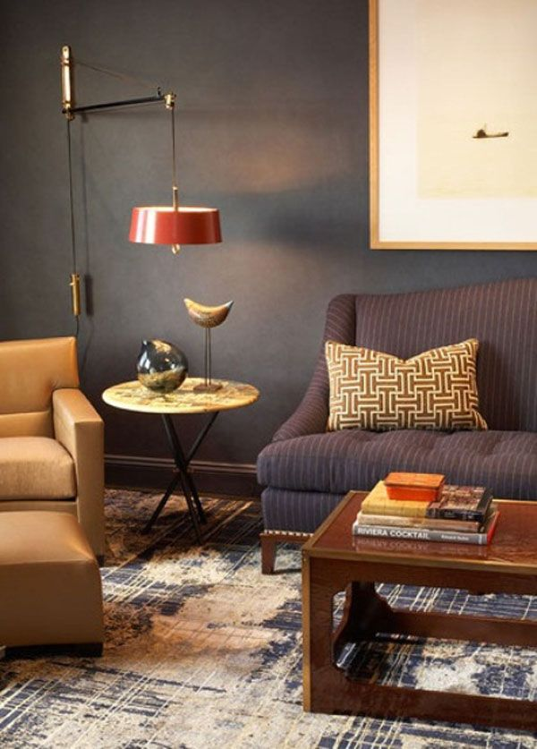 17 best ideas about masculine living rooms on pinterest - Masculine decorating ideas living room ...