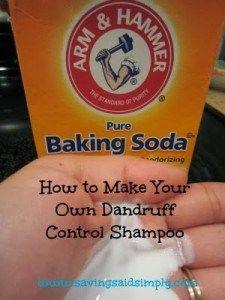 How To Make Dandruff Control Shampoo at Home
