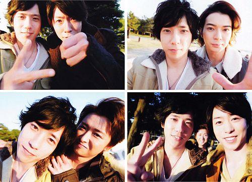 """I have become more kind, because Arashi is very kind.""(Ninomiya Kazunari)"