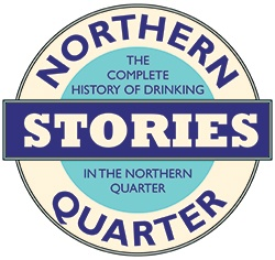 Design a beer mat to celebrate the Northern Quarter.