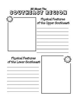 24 best 4th grade Southeast Region images on Pinterest  Teaching