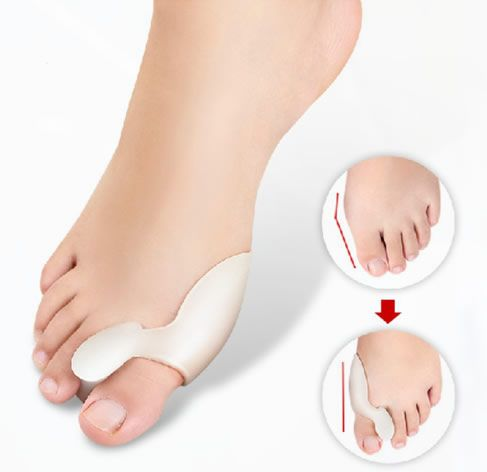 Официальный сайт Вальгус Плюс - корректор большого пальца ноги