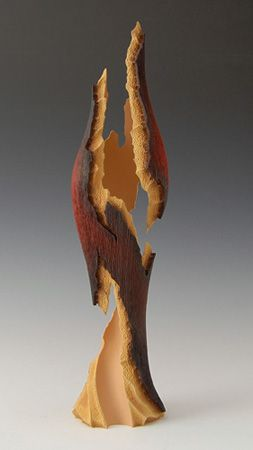 The imagination of Canadian sculptor John Goodyear is brought to life through the study of shape, proportion and texture. With each piece, John explores and pushes his technical and artistic abilities  to new levels in an attempt to create these one-off-a-kind sculptural pieces.