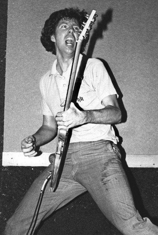 Greg Ginn 1986