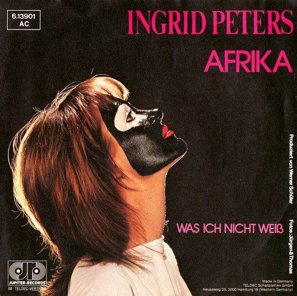 Ingrid Peters - Afrika (Vinyl) at Discogs