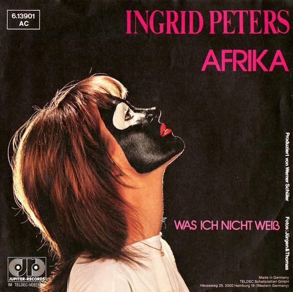 Ingrid Peters - Afrika (Vinyl) at Discogs