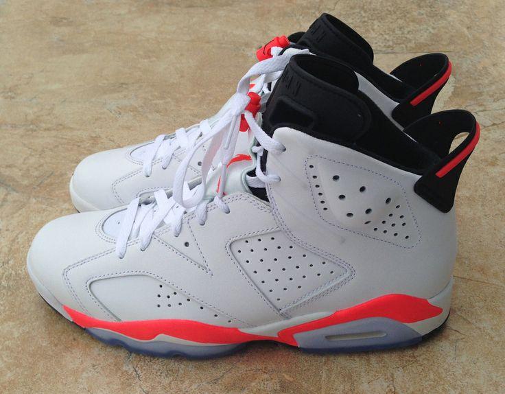 Air Jordan 6 Infrared!
