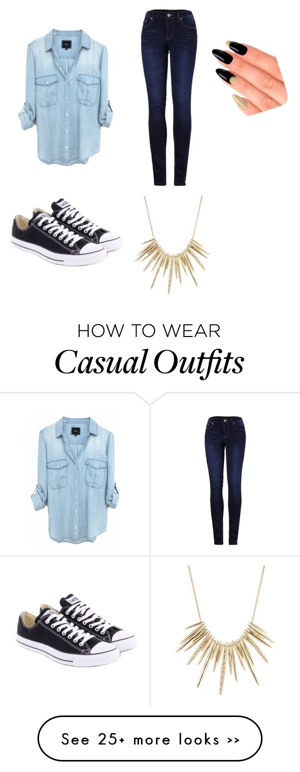 """casual"" by cccgordon on Polyvore"