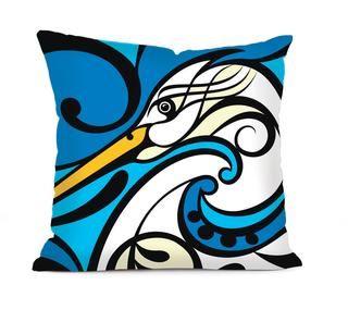 Shane+Hansen+Large+Kotuku+Heron+Cushion+Cover http://www.shopenzed.com/shane-hansen-large-kotuku-heron-cushion-cover-xidp1348809.html