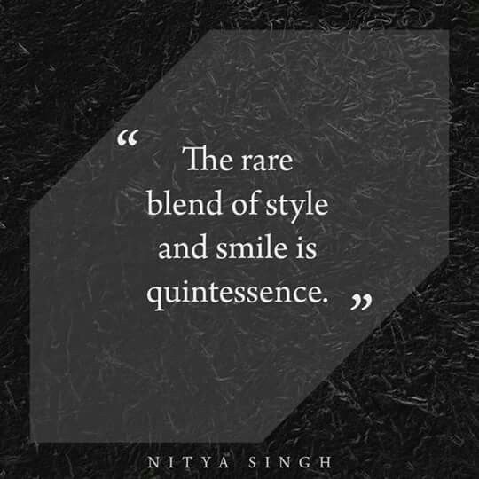The right style symbolises the quintessential urban women.  #NityaSingh #Fashion #Style