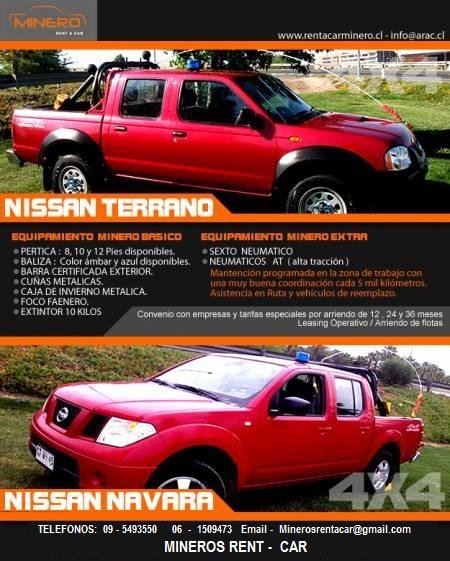RENT A CAR MINERIA SANTIAGO DE CHILE,CONTACTO: rentacarmineria@gmail.com