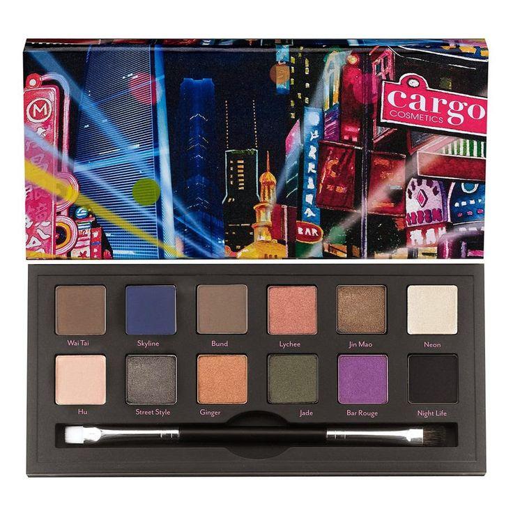Cargo - Shanghai Nights Eye Shadow Palette