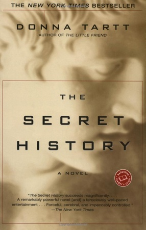 The Secret History – Donna Tartt