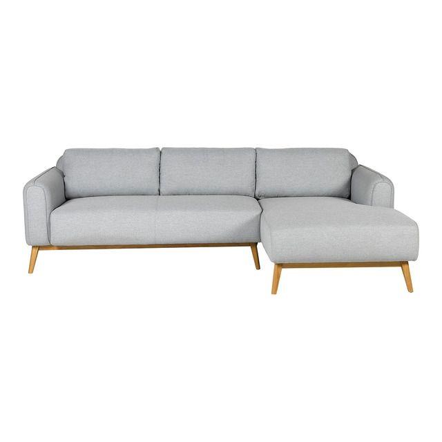 sof tapizado de plazas con chaise longue derecho green el corte ingls
