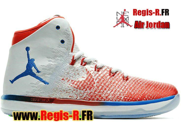 Air Jordan XXX1/31 Prix - Chaussures Basket Jordan Pas Cher Pour Homme  Blanc/