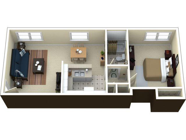 Zimmer Wohnung #Schlafzimmer