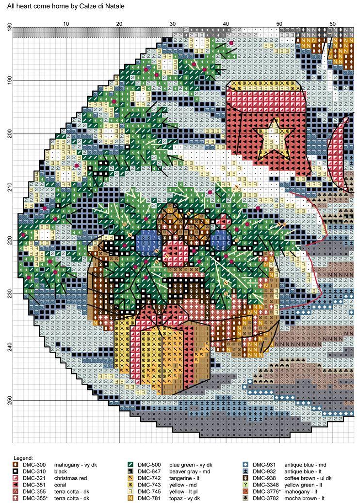 648 besten punto croce Bilder auf Pinterest | Kreuzstich ...