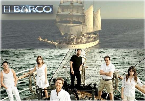 El barco ! serie española ! buenisimaaaaa