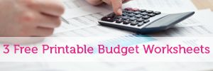 Free Personal Budget Templates - Get Your Finances on Track