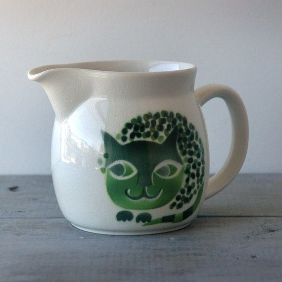 Kaj Frank for Arabia - Cat Pitcher