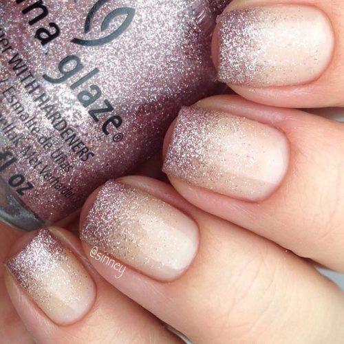 Pretty Glitter Nails picture 1