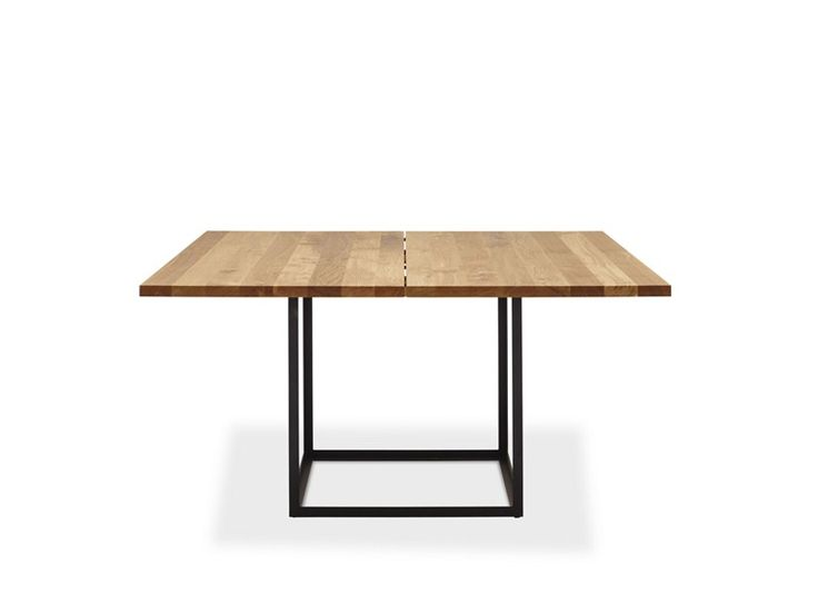 1000 id es sur le th me table carr e avec rallonge sur for Table carree rallonge design