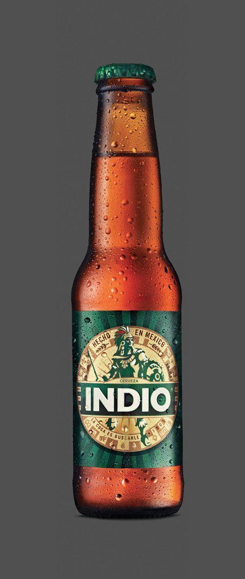 El rediseño de Cerveza Indio está tremendo. Conozcan el proyecto aquí: http://blog.luismaram.com/2012/03/31/rediseno-de-marca-y-empaque-cerveza-indio/