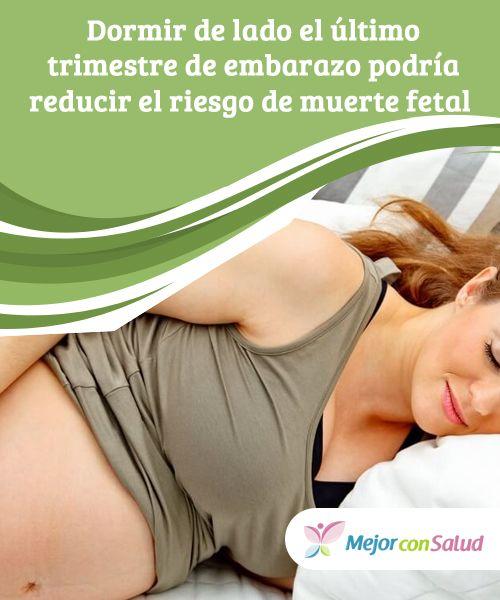 #Dormir de lado el último trimestre de #embarazo podría reducir el riesgo de muerte fetal  Un nuevo estudio sugiere que dormir de lado durante el último trimestre de embarazo puede reducir el #riesgo de muerte fetal. Descubre los detalles. #Curiosidades